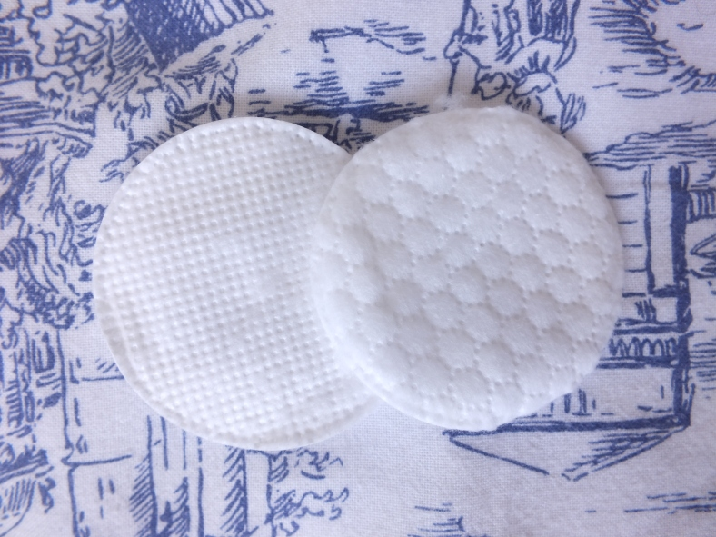 Boots double faced cotton wool pads