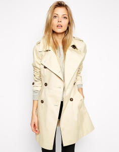 asos trench £60